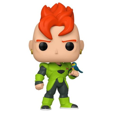 #708 - Android 16 - Dragon Ball Z