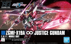 Gundam - Gundam Seed Destiny - ZGMF-X19A Infinite Justice Gundam
