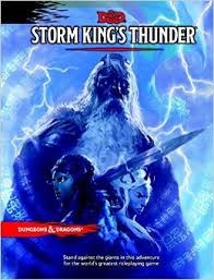 5th Edition: Storm Kings Thunder