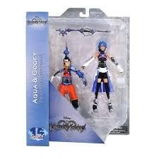 Kingdom Hearts Select: Aqua and Goofy