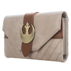 Rise of the Skywalker Rey Inspired Flap Wallet - Star Wars