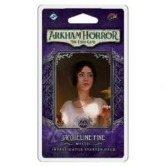 Arkham Horror LCG - Investigator Starter Pack - Jacqueline Fine