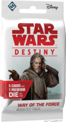 Star Wars Destiny: Way of the Force Booster Box