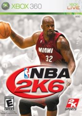 NBA - 2K6 (Xbox 360)