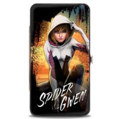 Hinged Wallet - Spider Gwen