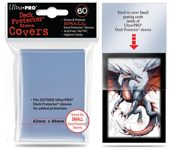 Ultra Pro Deck Protector Sleeve Covers 60