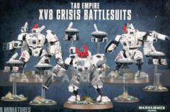 Tau Empire: XV8 Crisis Battlesuit