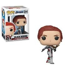 #454 Avengers - End Game - Black Widow