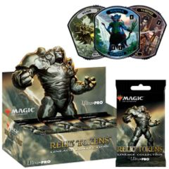 Magic the Gathering: Linear Collection - Relic Tokens - Booster Box
