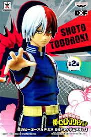 My Hero Academia - DXF Figure - Shoto Todoroki - Toys + Collectables