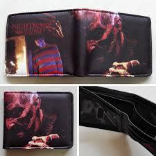A NIghtmare on Elm Street - Bi Fold Wallet - Freddy