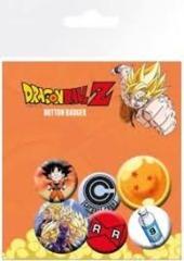 Badge Pack - Dragon Ball Z