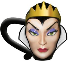Disney Villains - Evil Queen - Sculpted Ceramic Mug 20oz