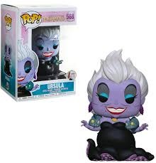 #568 The Little Mermaid - Ursula