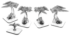 Monsterpocalypse - Protectors - Unit Expansion - Sun Fighters