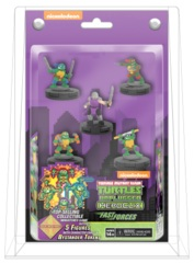 Teenage Mutant Turtles: Unplugged - Fast Forces