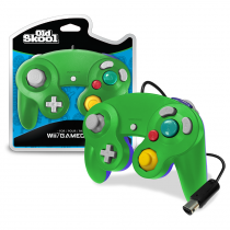 Old Skool Green/Blue - Gamecube Controller