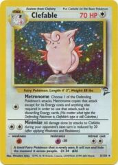 Clefable - 5/130 - Holo Rare