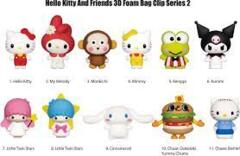 Hello Kitty and Friends Figural Bag Clip Series 2
