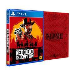 Red Dead Redemption II Steelbook Edition