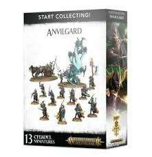 Start Collecting! - Anvilgard