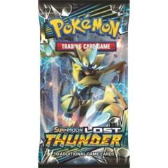 Pokemon Sun & Moon: Lost Thunder - Booster Pack