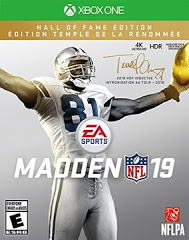 Madden NFL 19 - Hall of Fame Edition