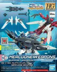 Bandai HG Gundam Build Divers Re:RISE 19 Mercuone Weapons 1/144 Scale Kit