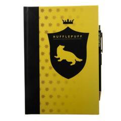 Hufflepuff - Harry Potter Journal and Ballpoint Pen