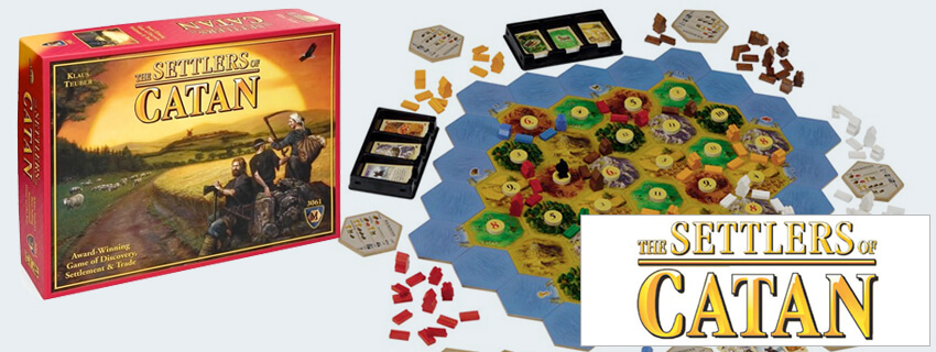 Shop Settlers of Catan