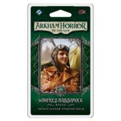 Arkham Horror LCG - Investigator Starter Pack - Winifred Habbamock