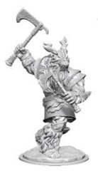 Dungeons & Dragons Nolzur`s Marvelous Unpainted Miniatures - Frost Giant - Male