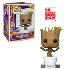 #01 Guardians of the Galaxy - Groot 18inch