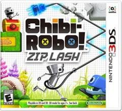 Chibi-Robot: Zap Lash