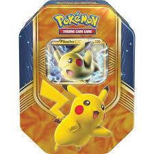 Pokemon Battle Heart Tin - Pikachu