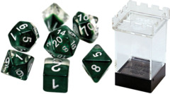 Gate Keeper Dice - Neutron Dice - Hunter - 7 Dice Set