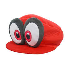 Cappy Hat - Wearable Plush