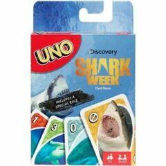 Uno - Discovery Shark Week
