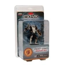 D & D Attack Wing: Frost Giant Expansion Pack