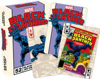 Black Panther Playing Cards - Retro