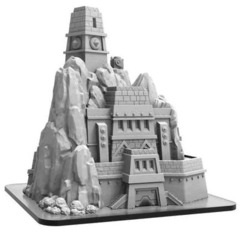 Monsterpocalypse - Building Expansion - Jungle Fortress