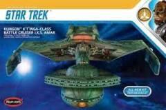 Kilingon K'T'inga Class Battle Cruiser 1:350