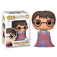 #112 Harry Potter - Harry Invisibility Cloak