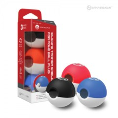 Silicone Trainer Shields for Poke Ball Plus