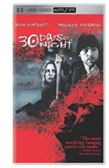 30 Days of Night UMD Movie