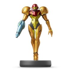 Amiibo: Super Smash Bros. - Samus