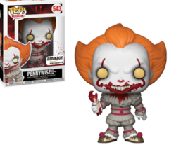 #543 - pennywise w/severed arm - Amazon