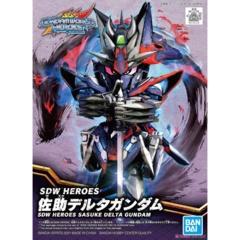 06 Sasuke Delta Gundam SDWH