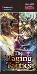 Cardfight! Vanguard - The Raging Tactics - Booster Pack