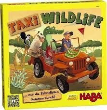 Taxi Wildlife (My Very First Games)